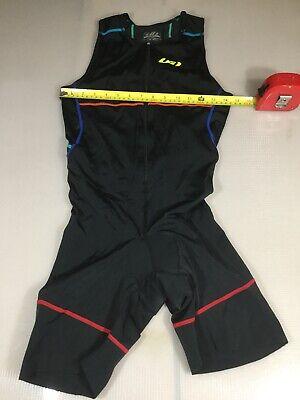 new Louis Garneau ELITE Pro triathlon women/'s shorts Tri Air Tritek Power Mesh