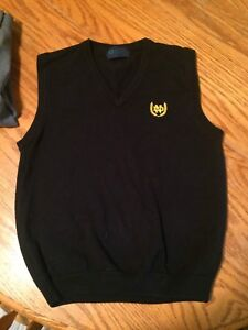 Gently Used Notre Dame Uniform Clothes