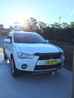 Mitsubishi Outlander VRX luxury  Mount Pritchard Fairfield Area Preview