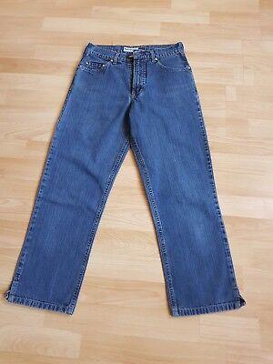 B1* Jeans 7/8 blau His gr. 34