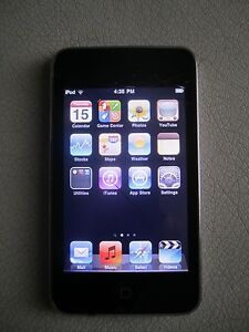 Apple iPod touch 1st Generation Black (8 GB) Broadmeadows Hume Area Preview