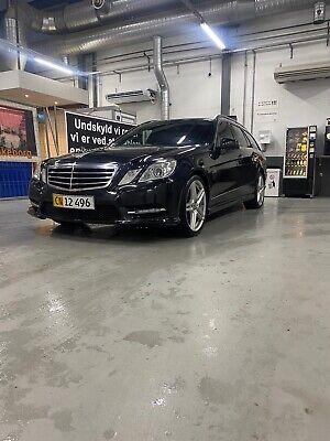 Mercedes E350 3,0 CDi Elegance stc. aut. 4Matic BE 5d