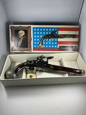 The George Washington Pistol Replica Made In Spain