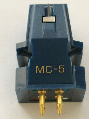 YAMAHA MC-5 Moving Coil Stereo Phono Cartridge USED for sale  Shipping to India