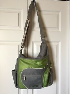 JJ Cole diaper bag & change pad