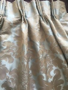Gorgeous Pair Of Drapes Extra Long