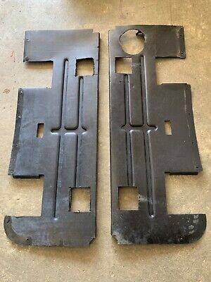 John Deere Gator Amt 600 Plastic Side Panels Used 421