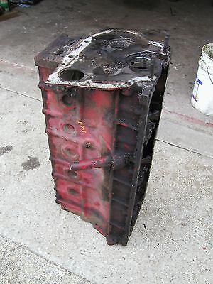 Farmall 560 Tractor Good Ih Ihc Lp Propane Gas 6 Cylinder Engine Motor Block