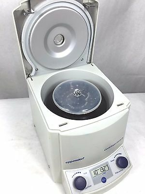 Eppendorf 5415d Centrifuge W Rotor F45-24-11 Lid 6 Month Warranty Incl.