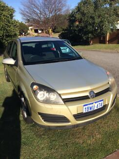 2005 Holden Astra Manual Perth Region Preview