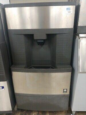 Ice Dispenser Hotel Motel Bucket Fill Manitowoc Qpa310 For Ice Machine
