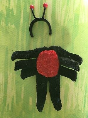 Kelly doll Clothes HTF Halloween  spider  (Halloween Kelly Dolls)