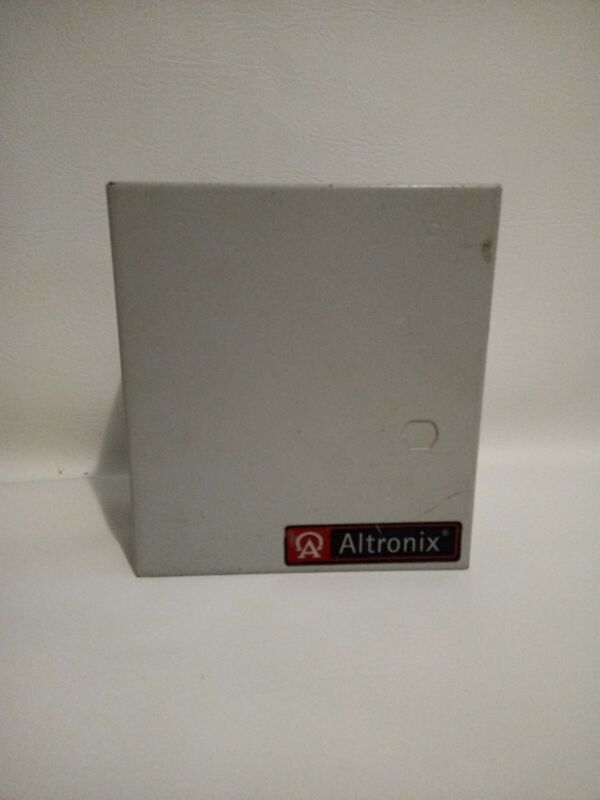 ALTRONIX ALTV248 Power Supply 24Vac NOT TESTED