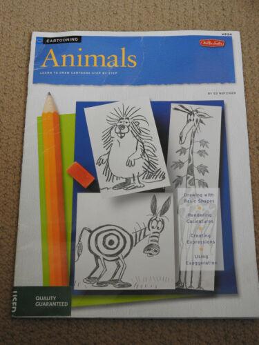 Walter Foster Cartooning Animals
