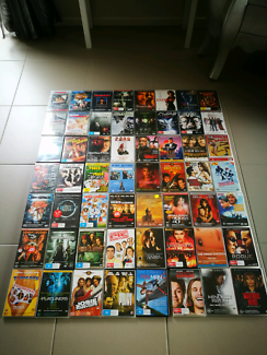 Wanted: 300+ dvd movies