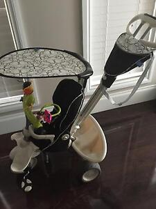 Smart Trike 4 in 1 Recliner Stroller 6-36months NEW condition Mawson Lakes Salisbury Area Preview