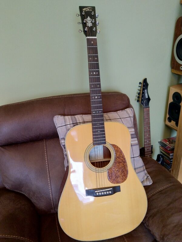 Recording King RD-16 Acoustic Guitar