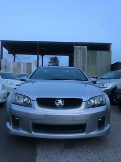 2009 HOLDEN COMMODORE SV6 VE UTE LOW MILEAGE 6MONTH REGO