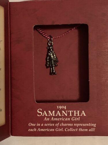 American Girl Samantha Charm Hallmark Keepsake New In Box - $24.99