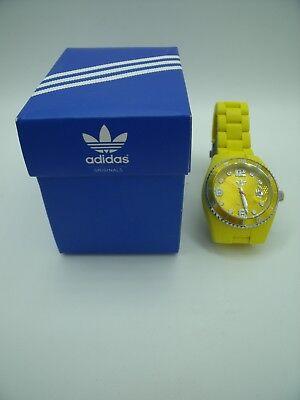 Schöner / Nice Armbanduhr / Watch Unisexe Adidas Brisbane Adh6179 Top, gebraucht gebraucht kaufen  Versand nach Germany
