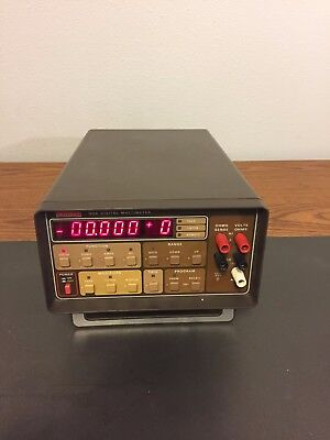 Keithley 195A 5 1 2 Digit Precision Digital Multimeter Dmm