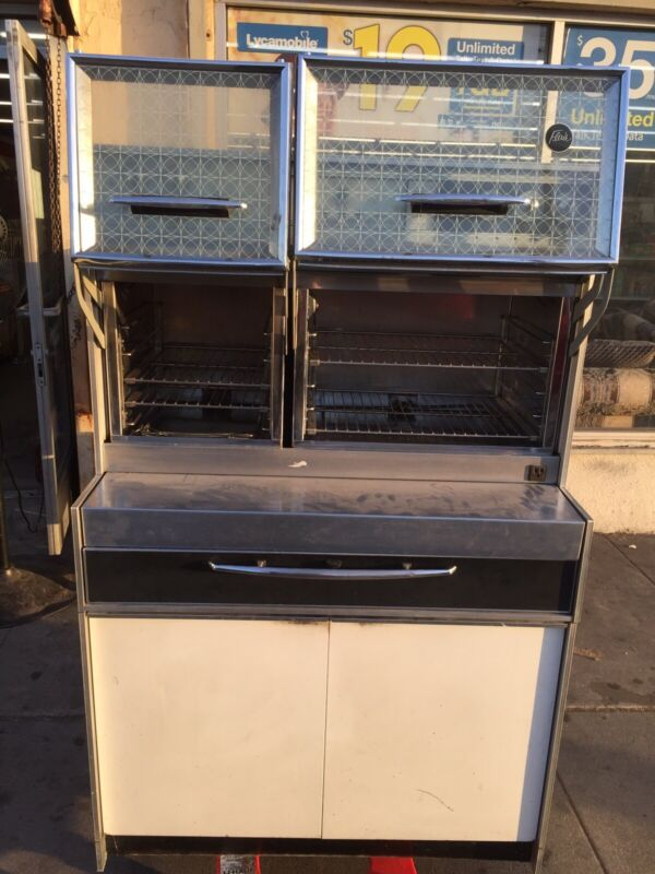 Vintage Frigidaire Custom Imperial Double Oven Range, For Sale