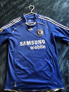 Didier Drogba Chelsea Jersey