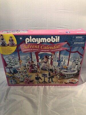 Playmobil Advent Calendar Christmas Ball - Sealed 9485 (W8)