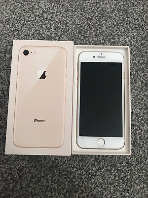 Apple iPhone 7 - 32GB - Gold (O2) A1778 (GSM)