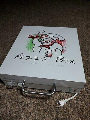 Cuizen Pizza Box Oven Countertop Rotating 12 Pizza Cooker Chef Italian Food