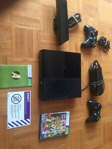 X Box 360 Kinect Bundle $75