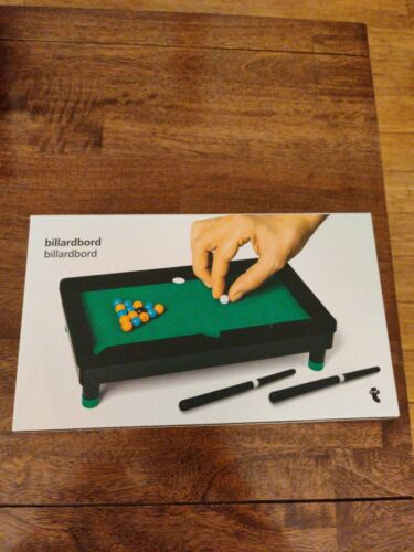 Billardbord Miniature Billiards Table