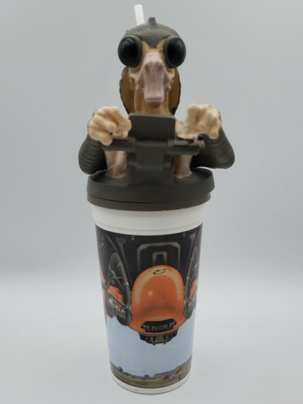 Star Wars 1999 Episode 1 Sebulba Cup And Topper