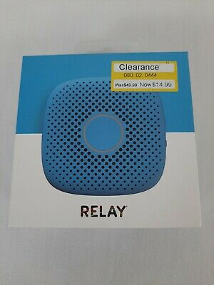Relay Kids Cellular Walkie Talkie Device Works Nationwide Tracks GPS - New
