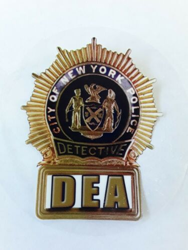 1 AUTHENTIC  NEW   DEA  PBA WINDOW STICKER NOT CEA LBA SBA CARD
