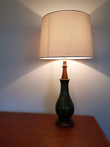 RETRO VINTAGE TABLE LAMP 1960S EAMES ERA Caulfield South Glen Eira Area Preview