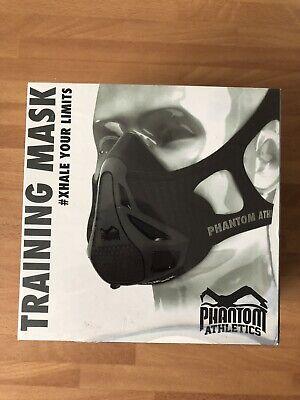 Phantom Training Mask Fitness Boxing Gym MMA Breathing Trainer Device [MEDIUM]