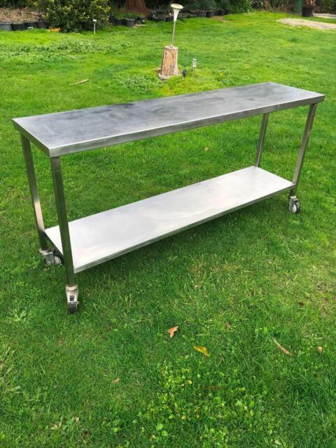 Kitchen work bench stainless steel   Other Home & Garden ...
