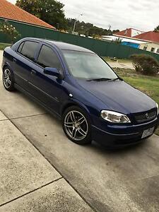 2003 Holden Astra Hatchback Brown Hill Ballarat City Preview
