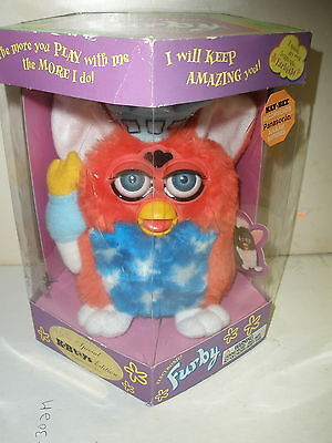 NEW Furby Patriotic Statue Of Liberty Outfit Red White & Blue Vintage 1999 - Statue Of Liberty Outfit