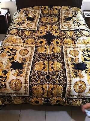 Vintage Gianni Versace Atelier Down Comforter