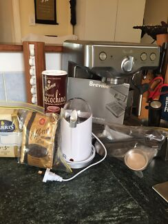 Breville Coffee Maker Woy Woy Gosford Area Preview