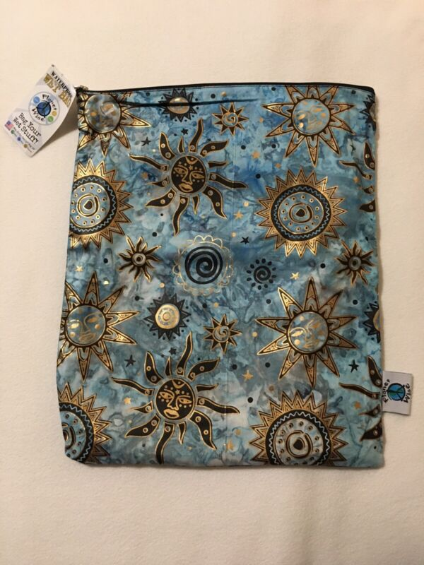 NEW Celestial Planet Wise Medium Wet Bag Exclusive, Best Bottom