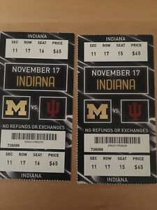 2 tickets  for Nov 17