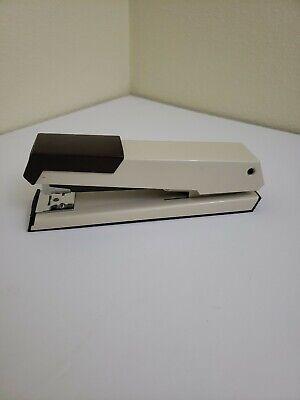 Vtg Boston Model 41 Stapler Tan Works Well