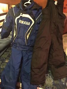 Yamaha Snow Suit  with extra Pants