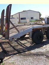 9 tonne atm plant trailer 2.4 m wide Goulburn 2580 Goulburn City Preview