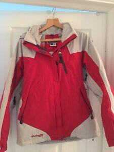 Columbia women's coat size large