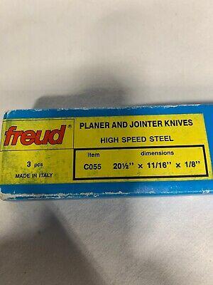 Freud C055 - Hss Planer Knives 20-12 X 1116 X 18