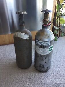 ONE 5lb CO2 TANKS - $60 each -FIRM-